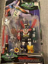 1999 Trendmasters Galaxy Guard Voltron 3rd Dimension Captain Keith Figure