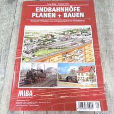 MIBA - Endbahnhöfe planen + bauen - #A9