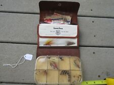 Vintage Common Sense fly fishing pouch made in Usa (Lot#12638)