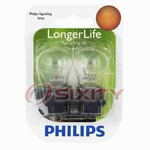 Philips Rear Turn Signal Light Bulb for Ford E E-150 E-150 Club Wagon E-250 zc