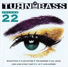 TURN UP THE BASS - VOLUME 22 / CD - TOP-ZUSTAND