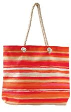 ULTA - Multi-Stripe Tote - Can be used for a Handbag, Beach Bag, and More - NWT