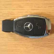 CARCASA DE LLAVE MANDO SMART 2 BOTONES Mercedes C w204 E w212 S Classe ML GL GLK