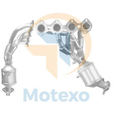 Catalytic Converter MERCEDES C180K 1.8i (W203; CL203; S203) LHD Import (M271 ; E