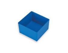 Bosch Sortimo 5 St Insetbox blau C3 63 mm / Einsatzbox für L-Box 102