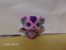 Littlest Pet Shop Majestic Masquerade Purple Fairy  #2708