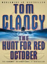 The Hunt for Red October,Tom Clancy- 9780006172765