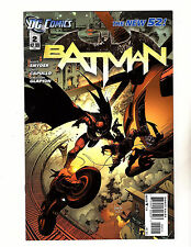 BATMAN #2 and 0 NM NEW 52 SNYDER AND CAPULLO
