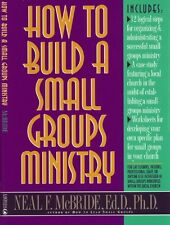 How to Build a Small-Groups Ministry (Good Sense)