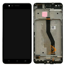 "6.2"" Black For ASUS Zenfone 5 ZE620KL LCD Display Touch Screen Replaced Frame @e"