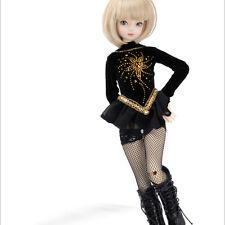 DOLLMORE 1/4 BJD uniform dress MSD SIZE - Moonshine Skate For Girl (Black) [A2]
