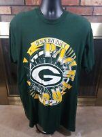 Vintage 1994 Green Bay Packers NFL Football T-shirt Mens Size XL   BOB EUC