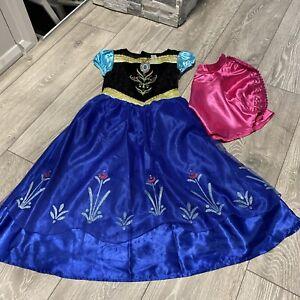 Anna Frozen Fancy Dress Costume / Disney Age 5-6