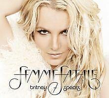Femme Fatale von Britney Spears   CD   Zustand akzeptabel