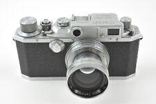 Canon III Rangefinder 35mm w/50mm 1.9 SERENAR *NICE*