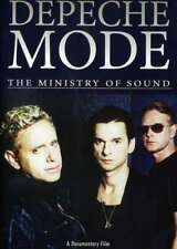 Depeche Mode - The Ministry Of Sound NEW DVD
