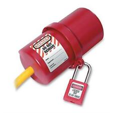 Master Lock 488 Large Rotating Electrical Plug Lockout