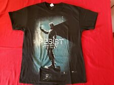 WITHIN TEMPTATION Large Resist Tour Shirt Backprint with Dates