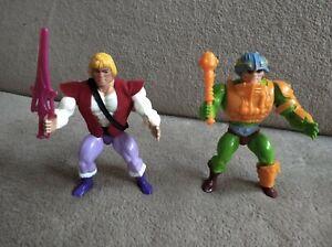 "MOTU Masters of the Universe ""Adam & Man-at-Arms"""