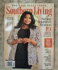Southern Living September 2019 Magazine The Fall Style Issue NEW Octavia Spencer