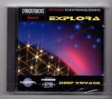 (JM976) Cybertracks Ltd NVRCD 809: Explora, Deep Voyage - Sealed CD