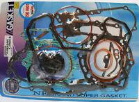 KR Motorcycle engine complete gasket set KAWASAKI KLR 600 B 85-89