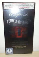 NIGHTWISH - VEHICLE OF SPIRIT - BOX - 3 DVD