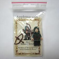 NEW LEGO The Hobbit Rare Promo ELF-1 MIRKWOOD ELF ARCHER Minifigure Figure 79012