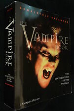 The Vampire Book, Encyclopedia Of The Undead, J. Melton