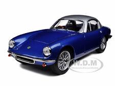 1960 LOTUS ELITE BLUE 1/18 DIECAST MODEL CAR BY ROAD SIGNATURE 92768