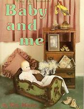 Kim Mauro : BABY AND ME Painting Book - OOPS!
