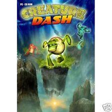 CREATURE Dash (Jump 'N' run) pc NEUF Emballage d'origine