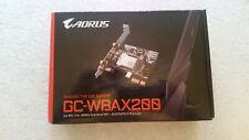 Aorus Gaming GIGABYTE GC-Wbax200 2x2 802.11Ax Dual Band WiFi +Bluetooth 5 PCIe