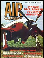 Air Classics Magazine February 1970 Secret Red Invasion EX No ML 120716jhe