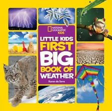 National Geographic Little Kids First Big Book of Weather (National Geographic L