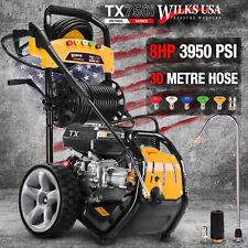 More details for petrol pressure washer - 3950psi / 272bar - power jet cleaner - wilks usa tx750i