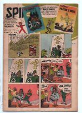 SPIROU n°818  / 17  DÉCEMBRE 1953.  Très bel état, complet