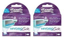 Wilkinson Sword 7000060G Hydro Silk Blades 2x 3pack