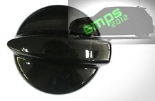 Mini Gen 1, R53 Cooper S, JCW  2000 - 2005 Black Gloss Fuel Cap Cover.