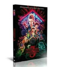 !Stranger Things Complete Season 3 ( DVD 3 Disc Set) BRAND NEW