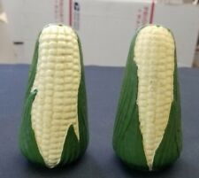 Corn on the Cob Pair Salt & Pepper Shakers
