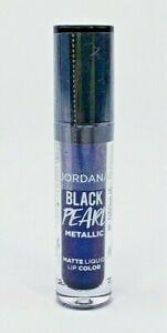 Jordana Black Pearl Metallic 07 Cosmic Nights Makeup