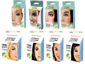 Godefroy INSTANT Eyebrow Tint Natural Gel Colorant Kit  --  FREE SHIPPING