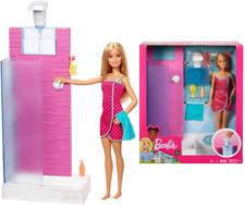 Barbie Fxg51 Playset douche Mattel