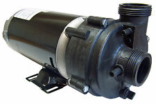"""Spa Hot Tub Pump - 1hp, 2 Speed, 115 Volts, 1.5"""" Center Suction x Side Discharge"""