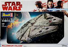 Star Wars Millenium Falcon Guerre Stellari - Revell Kit 1:72 - 06718 Ian Solo