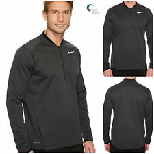 NIKE GOLF Therma-Fit Half Zip Long Sleeve Top Size Xl 854349 010