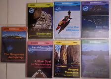 Oceans 8 Sea Kayaking Video Lot of 7 Kayak DVD