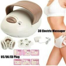 3D Roller Body Massaging Shaper ELECTRIC FAT-BURNING BODY MASSAGE ROLLER