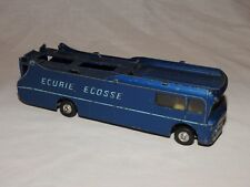 Corgi Major toys 1126 Ecurie Ecosse Racing Car Transporter.